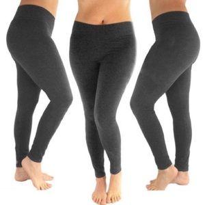 SO Pants & Jumpsuits - SO.. Charcoal grey leggings sz M